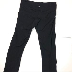 Lululemon Athletica Capris 4